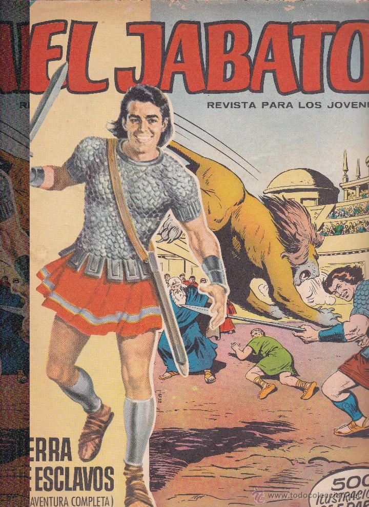 JABATO GIGANTE Nº2 (Tebeos y Comics Pendientes de Clasificar)