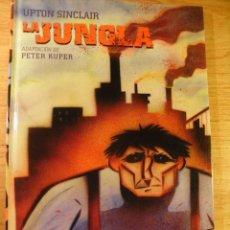 Cómics: LA JUNGLA - PETER KUPER. Lote 41981590
