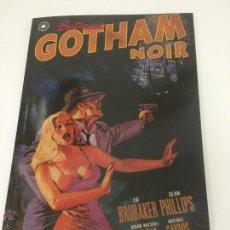 Cómics: BATMAN. GOTHAM NOIR - ECC EDICIONES. Lote 41993258