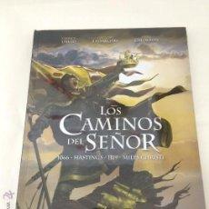 Cómics: LOS CAMINOS DEL SEÑOR 1 - YERMO EDICIONES. Lote 41996928