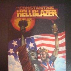 Cómics: # JOHN CONSTANTINE, HELLBLAZER DE PETER MILLIGAN TOMO 7, SIMON BISLEY,... ECC. Lote 42030244