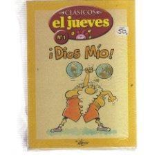 Cómics: CLÁSICOS EL JUEVES COLECCIÓN DE 12 NÚMEROS COMPLETA - CJ38. Lote 42032547