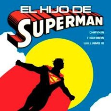 Cómics: EL HIJO DE SUPERMAN DE HOWARD CHAYKIN & DAVID TISCHMAN & J.H WILLIAMS III. Lote 42100991