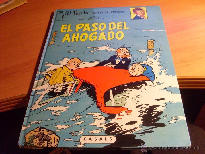 GIL PUPILA DETECTIVE PRIVADO Nº 3 EN CATALAN. 1987 PRIMERA EDICION (CLA4) (Tebeos y Comics - Comics otras Editoriales Actuales)