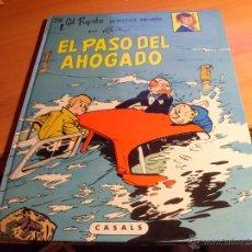 Cómics: GIL PUPILA DETECTIVE PRIVADO Nº 3 EN CATALAN. 1987 PRIMERA EDICION (CLA4). Lote 42143404