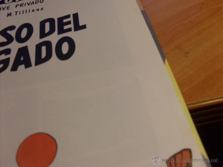 Cómics: GIL PUPILA DETECTIVE PRIVADO Nº 3 EN CATALAN. 1987 PRIMERA EDICION (CLA4) - Foto 3 - 42143404