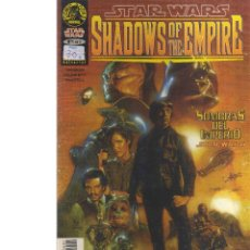 Cómics: STAR WARS - SHADOWS OF THE EMPIRE (COLECCIÓN COMPLETA 3 EJEMPLARES) - CJ39. Lote 33516226