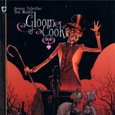 Cómics: GLOOM COOKIE LOTE DE 4 Nº (2-3-4-5) (DCOMICS). Lote 42156722