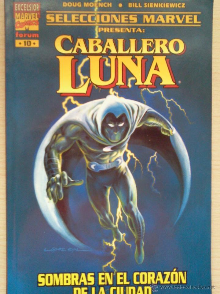 Cómics: LOTE CABALLERO LUNA - Foto 3 - 42192811