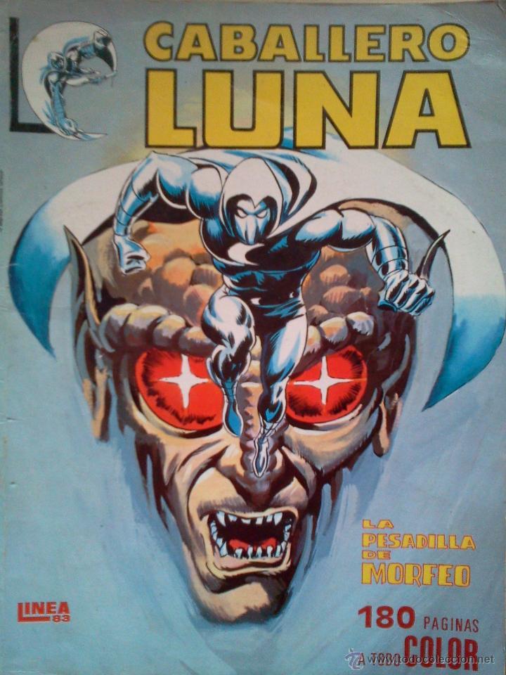 Cómics: LOTE CABALLERO LUNA - Foto 4 - 42192811