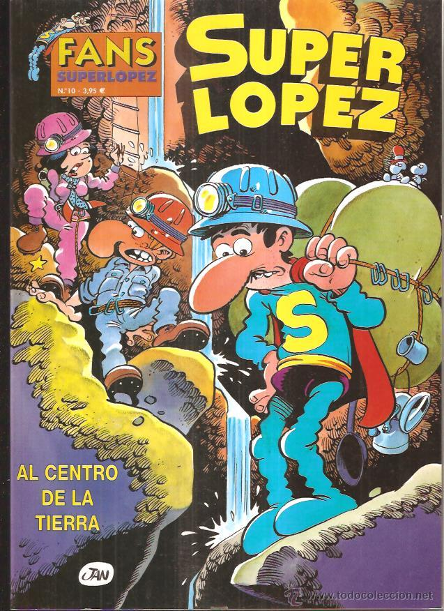 Cómics: super lopez 10 - Foto 1 - 42238882