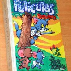 Cómics: COLECCIÓN JOVIAL - TOMO Nº 47 - PELÍCULAS - AVENTURAS DE TOM Y JERRY - AÑO 1980.. Lote 42325313