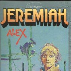 Cómics: JEREMIAH Nº 15: ALEX - EDICIONES JUNIOR GRIJALBO - MONDADORI TAPA DURA. Lote 42344462