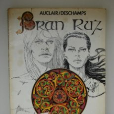 Cómics: BRAN RUZ DE AUCLAIR Y DESCHAMPS - TOTEM BIBLIOTECA. Lote 42408574