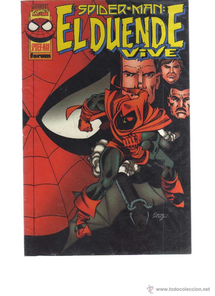 Cómics: SPIDERMAN: EL DUENDE VIVE - CJ67 - Foto 1 - 42458759