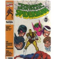 Cómics: SPIDERMAN NÚMERO 3 ( FORUM ) - CJ67. Lote 42458963