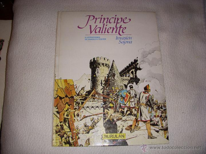 PRINCIPE VALIENTE Nº 3, TAPA DURA, EDITORIAL BURULAN (Tebeos y Comics - Buru-Lan - Principe Valiente)