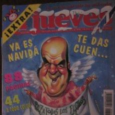 Cómics: LOTE 39 REVISTAS DE EL JUEVES. Lote 42599492