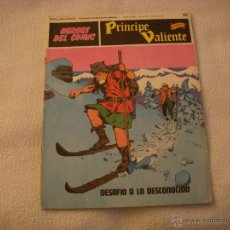 Cómics: HEROES DEL COMIC, PRINCIPE VALIENTE Nº 50, EDITORIAL BURULAN. Lote 42608361