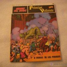 Cómics: HEROES DEL COMIC, PRINCIPE VALIENTE Nº 65, EDITORIAL BURULAN. Lote 42608398
