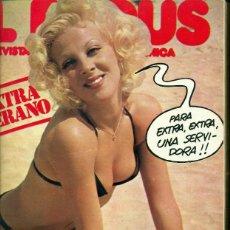 Cómics: PAPUS EXTRA AGOSTO 1974 MAS LOS Nº 37 AL 54 ENCUADERNADOS EN UN TOMO. Lote 42630529