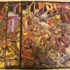 Fumetti: DEF CON 4 MINISERIE DE 4 NºS COMPLETA. Lote 42639002