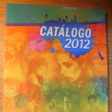 Cómics: CATÁLOGO NORMA EDITORIAL 2012. 82 PÁGINAS A TODO COLOR.. Lote 42681816