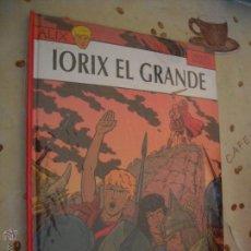 Cómics: ALIX Nº10 - IORIX EL GRANDE - 1ª EDICION NUMERADA -J. MARTIN - NETCOM 2 EDITORIAL - CARTONE. Lote 42705500