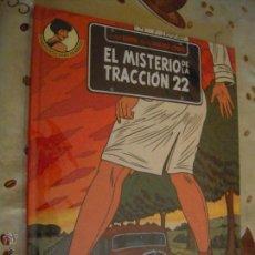 Cómics: EL MISTERIO DE LA TRACCION 22 DE NETCOM2. Lote 42723864