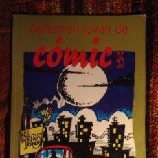 Cómics: CERTAMEN JOVEN DE COMIC 95 DE NAVARRA. Lote 42749527