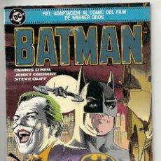 Cómics: BATMAN, DC, EDICIONES ZINCO, NUMERO EXTRA. Lote 42753950