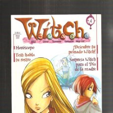 Cómics: WITCH 4. Lote 211655805