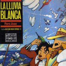 Cómics: LA LLUVIA BLANCA - PERE JOAN ED. COMPLOT - CJ86. Lote 42786188