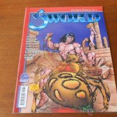 Cómics: COMIC: SWORD CUARTA ÉPOCA Nº 2, ALETA EDICIONES. Lote 152587362