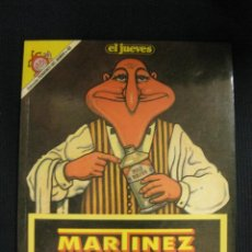 Cómics: MARTINEZ EL FACHA. COLECCION PENDONES DEL HUMOR Nº 60. EL JUEVES.. Lote 42843373