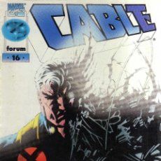 Cómics: CABLE Nº 16 FORUM - CJ92. Lote 42851262