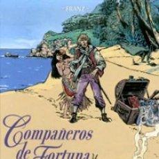 Cómics: COMPAÑEROS DE FORTUNA (INTEGRAL) - MUY BUENO Y CON 10% DESCUENTO -. Lote 42852945