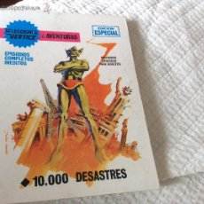 Cómics: SELECCIONES VÉRTICE, NÚMERO 37. 10000 DESASTRES. Lote 42904501