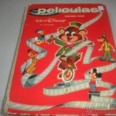 Cómics: MAGNIFICO SEGUNDO TOMO DE - PELICULAS DE WALT - DISNEY - 5ª EDICION -. Lote 42925106