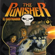 Cómics: THE PUNISHER EL CASTIGADOR, CÍRCULO DE SANGRE - CJ99. Lote 42973931