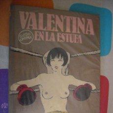 Cómics: VALENTINA EN LA ESTUFA DE GUIDO CREPAX. Lote 42974709