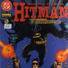 Cómics: HITMAN COMPLETA 4 NÚMEROS NORMA EDITORIAL - CJ100. Lote 42983607