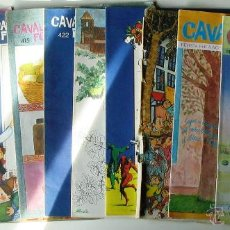 Cómics: LOTE CAVALL FORT - 13 NUMEROS. Lote 42993541