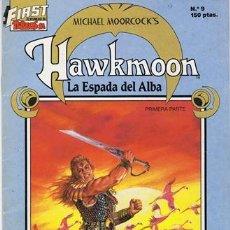 Cómics: HAWKMOON LA ESPADA DEL ALBA FIRST COMICS TEBEOS SA NO.9 1987 (1A.PARTE ). Lote 43008265