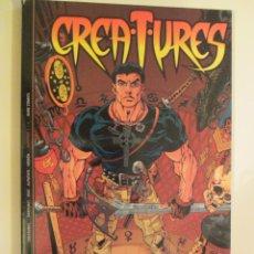 Fumetti: CREATURES MINISERIE DE 4 NºS EN UN RETAPADO. Lote 43044541