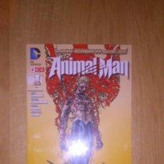 Cómics: ANIMAL MAN Nº1 EDITORIAL ECC. Lote 43050553