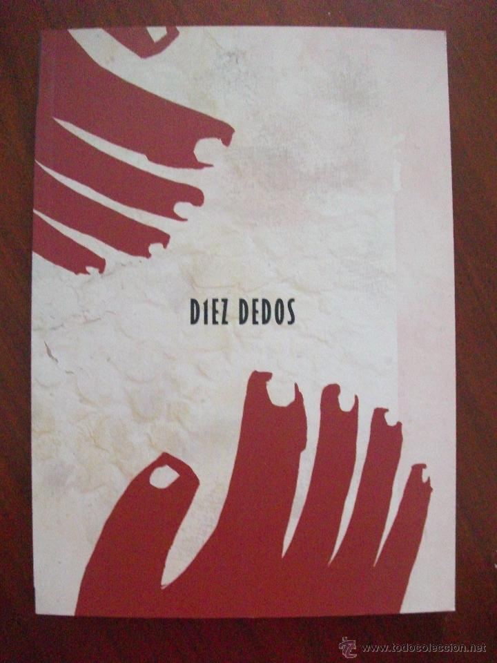 DIEZ DEDOS EDITA DIB BUKS (Tebeos y Comics - Comics otras Editoriales Actuales)