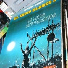 Cómics: TEBEOS-COMICS CANDY - EL INDIO BLANCO - EDICIONES RO - 1982 - Nº 2 - ALBUM - *AA99. Lote 43088574