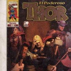 Cómics: EL PODEROSO THOR Nº 45 FORUM - CJ104. Lote 43095145