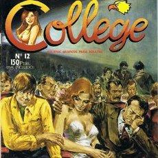 Cómics: COMIC COLLEGE N.12 . Lote 43112506